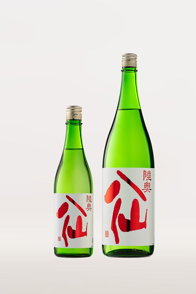 Mutsu Hassen Label rouge, Spécial Junmai