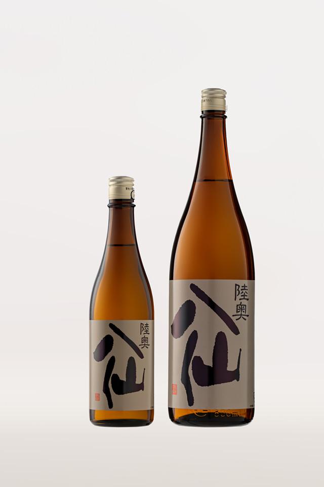 Mutsu Hassen Black Label Junmai Ginjo