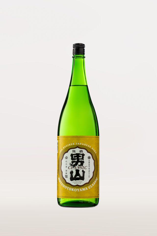 陸奥男山 クラシック (普通酒) 1,800ml