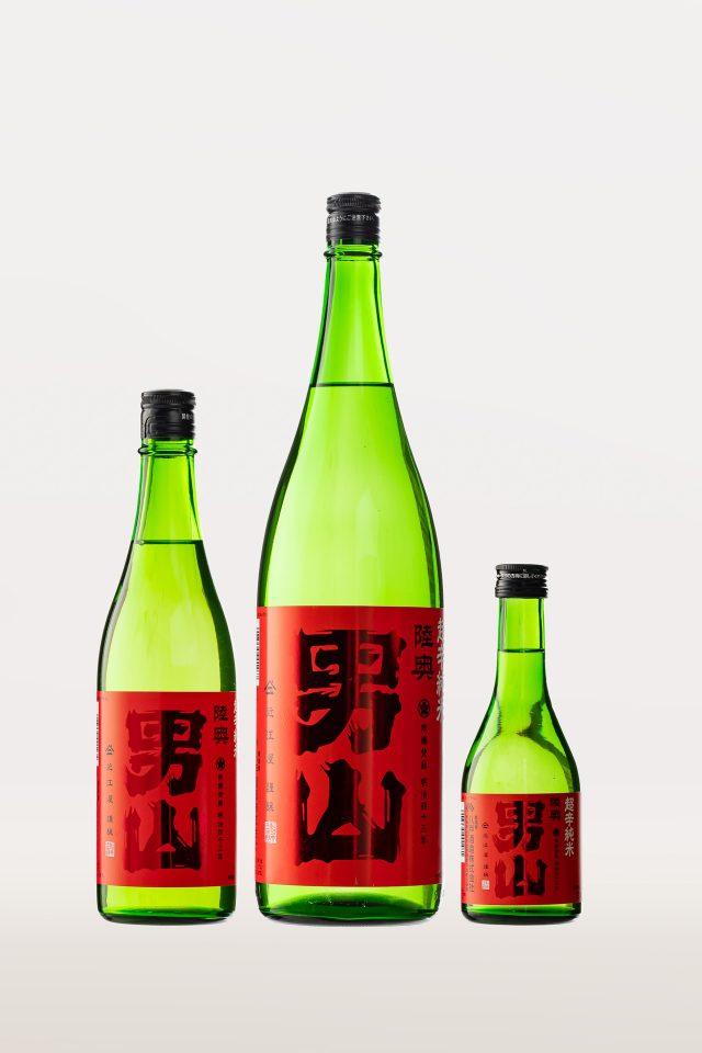 陸奥男山 超辛純米