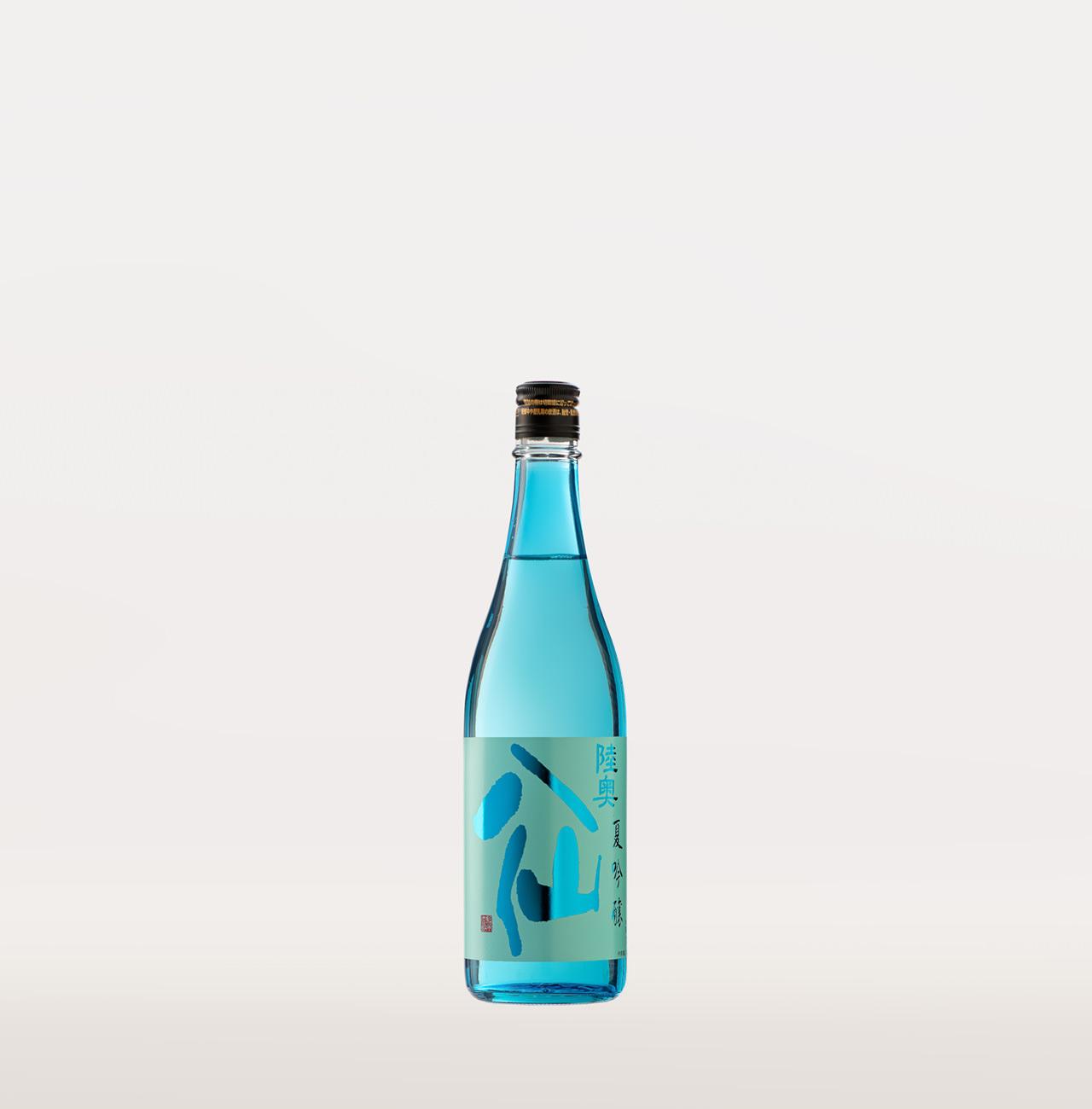 ブルーラベル 夏吟醸 720ml